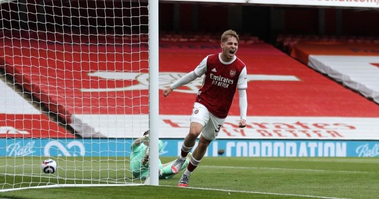 Smith-Rowe-goal