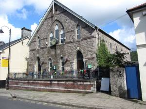 Exterior of Gunnislake Village Hall