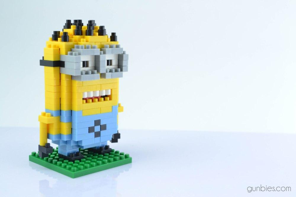 LoZ Gift Series Diamond Blocks: Minion Dave (2/6)