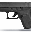 Glock G43 W/ Night Sights