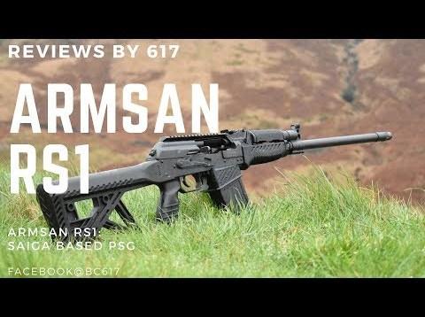 Armsan Armtac RS S1