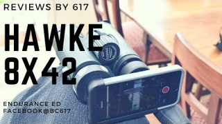 Review of the Hawke Endurance ED 8×42 Binoculars