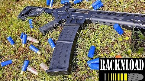 WEB – TAC Semi – Auto Shotgun __FULL REVIEW__ by RACKNLOAD