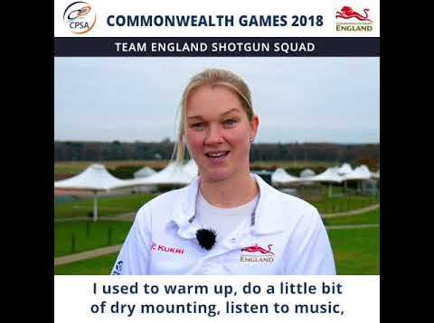 Abbey Ling Commonwealth Games Introduction