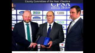 CPSA Awards 2018 – Cheshire, County Committee OTY
