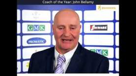 CPSA Awards 2018 – John Bellamy, Coach of the Year