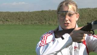 CPSA guide to shooting success with Abbey Burton