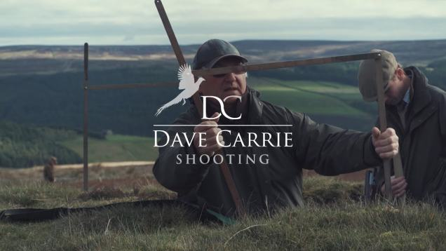 Dave Carrie – Grouse Shooting (Nidderdale)