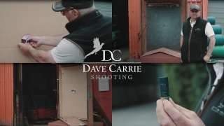 Dave Carrie (Load Testing) – Gamebore Blue Diamond 8 vs 7.5 (Fibre)