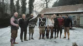 Dave Carrie on a Small Day with Big Hitters from the Shooting World