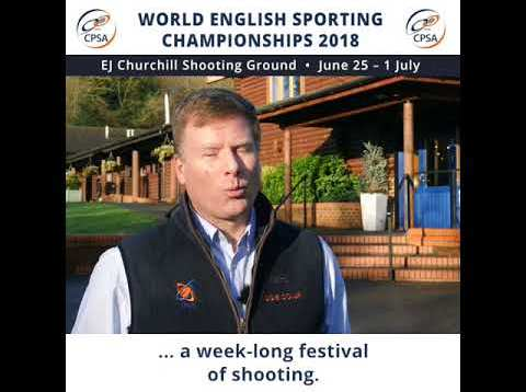 Nick Fellows, CPSA World English Sporting 2018 Preview