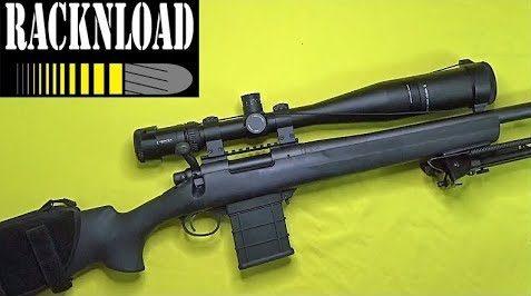 Remington 700 SPS TACTICAL FULL REVIEW by RACKNLOAD