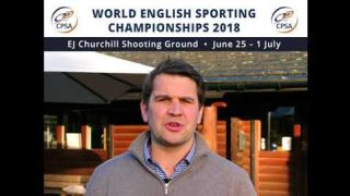 Rob Fenwick 2018 World English Sporting Championships Preview