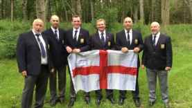 The 'England Team' challenge…