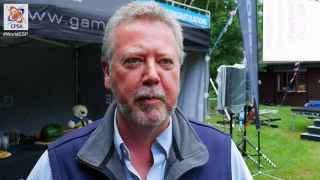 World ESP 2016 interview with David Scott of sponsors Gamebore