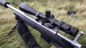 204 Ruger Varminting 300+ Yards Howa 1500 Varmint