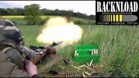 Mosin Nagants VS Steel Plates! (Range Time) by RACKNLOAD