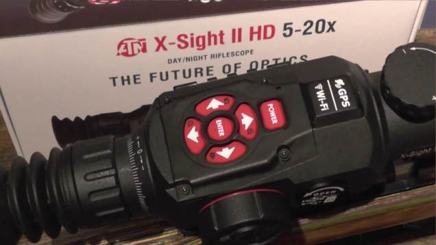 POI Gear ATN X-Sight II Field Test Review