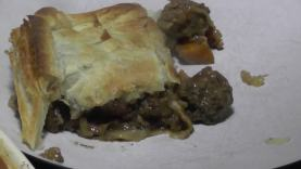 Slow Cooked Venison Pie