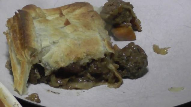 Slow Cooked Venison Pie