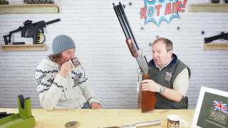 The Kral bullpup and the Samyang Sumatra