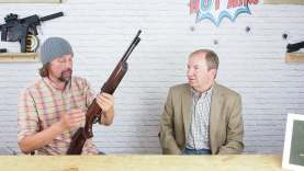 The Park Rh91, Webley MkVI pistol and Beeman Duel conclusion.