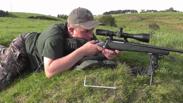 Tikka T3 Long Range Varminting Compilation .223 and .243