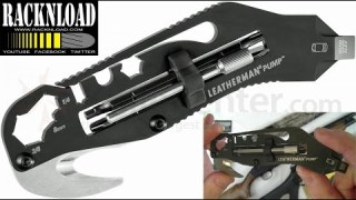 Leatherman Pump Shotgunner's Multitool by RACKNLOAD