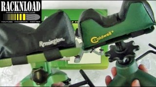 Remington & Caldwell rifle rests by RACKNLOAD