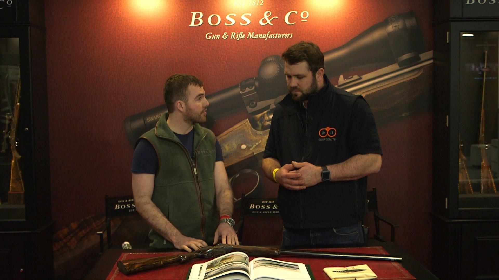 Boss & Co British Shooting Show 2019 - Gunroom tv