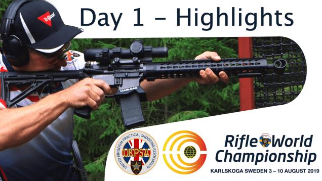 Day 1 – Highlights
