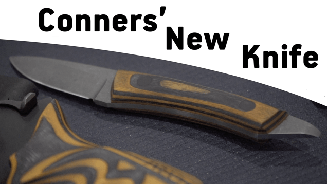 Conners New Knife Thumbnai