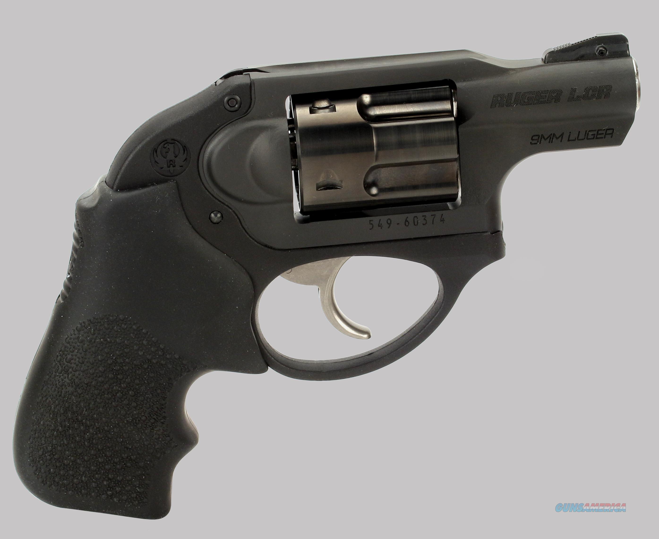 Ruger Revolver Model Lcr 9mm For Sale