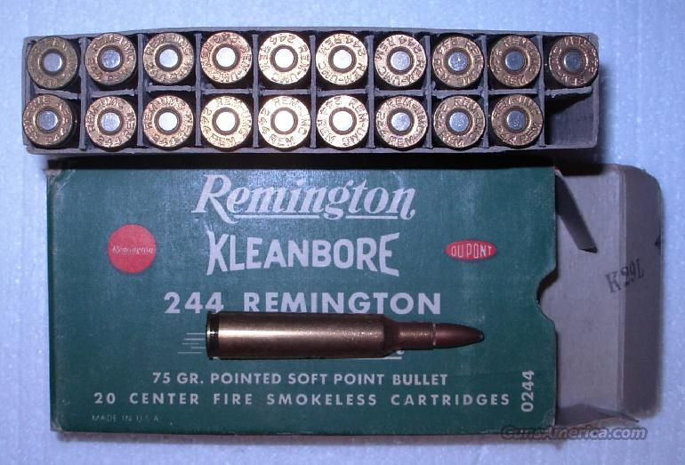 Original Remington Fireball
