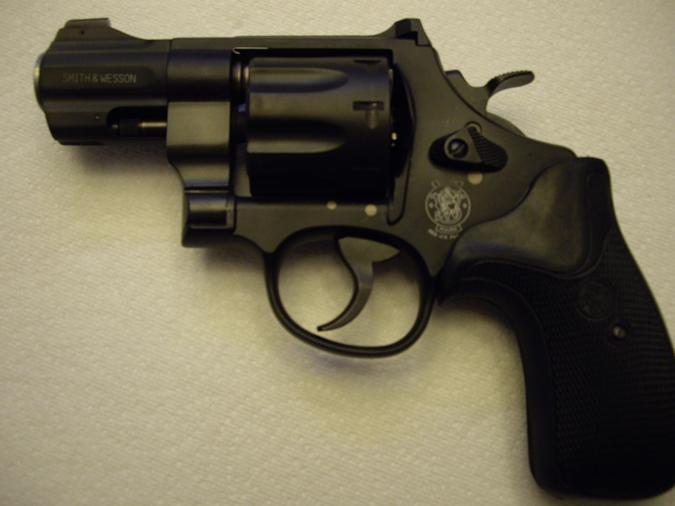Smith And Wesson J Frame 3 357