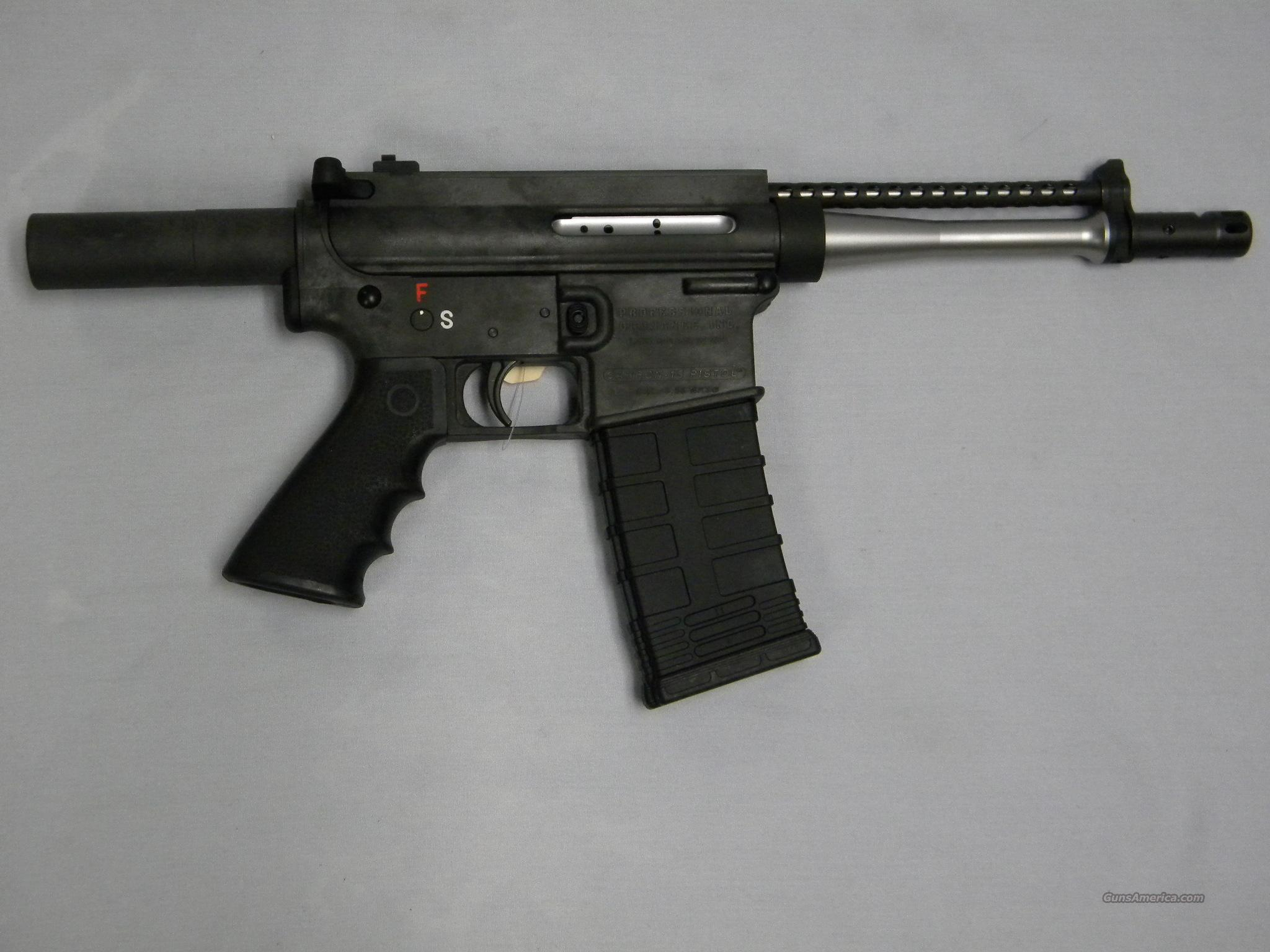 Light Ar 15 Pistol Gun