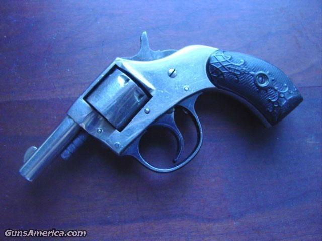 Antique Pistols 22 Long Rifle