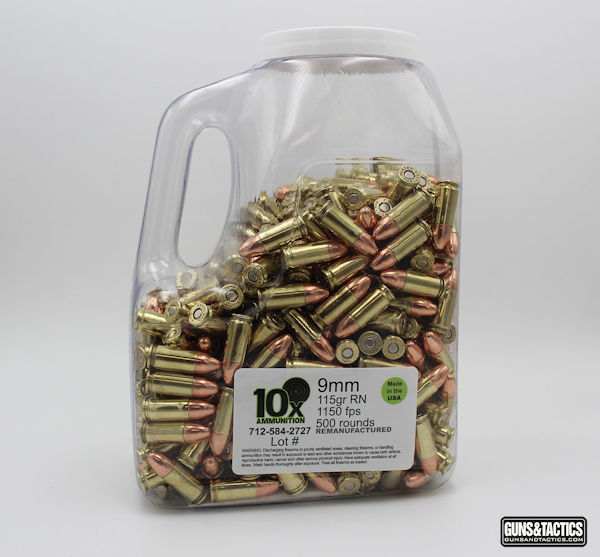 Blue Lakes Ammunition: First Look at Remanufactured 9mm