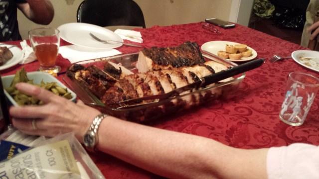 mmmmm.... pork....