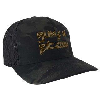 Death By Trucker Hat Side