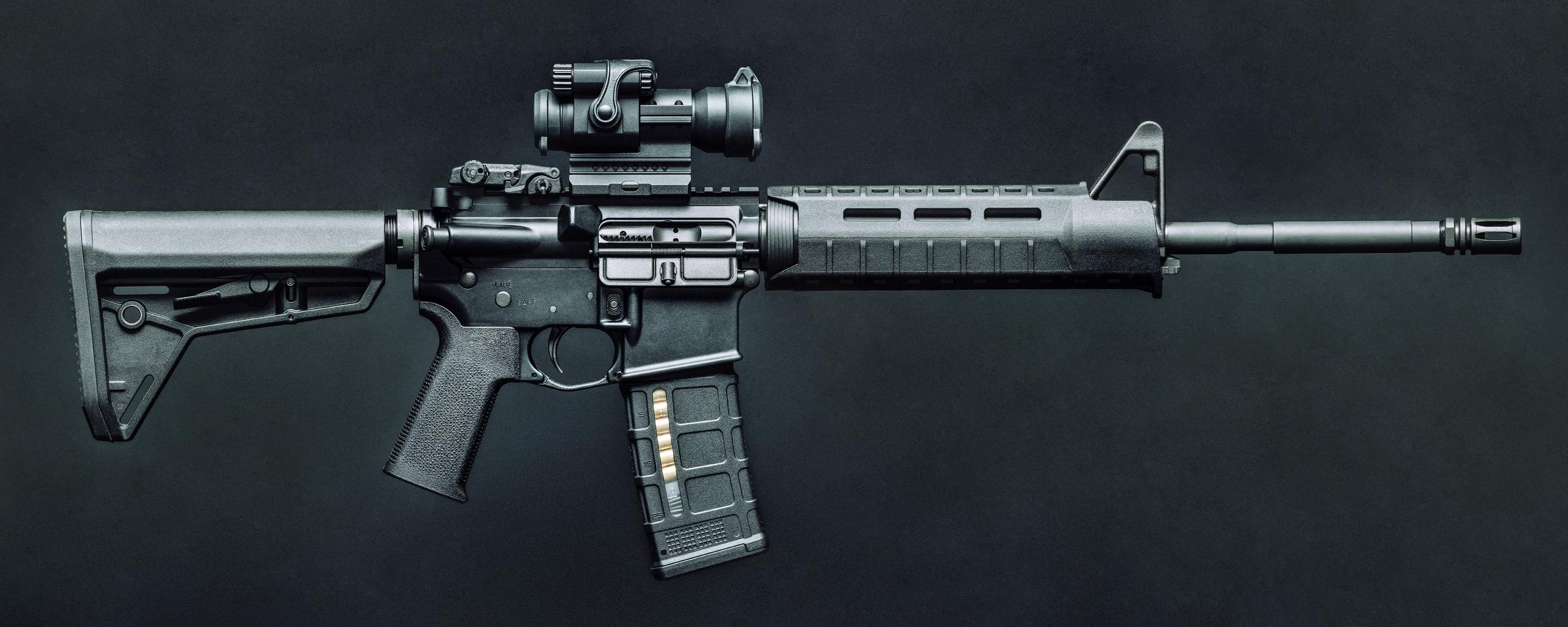 California Gun Law Threatened By 10 Part