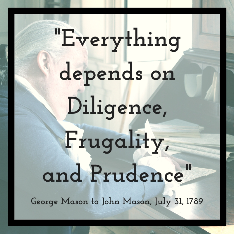 MM_Diligence, Frugality, Prudence