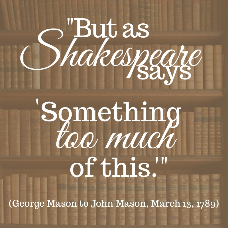 MM_Shakespeare Too Much of This