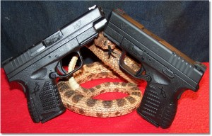 The XDs 3.3 and XDs4.0 45s - Quite a Pair, indeed.