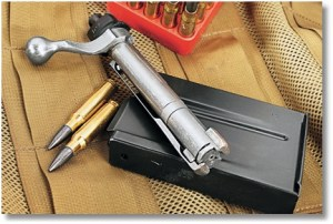 Mauser-like Claw Shell Extractor - Befitting of Ruger's Ruggedness