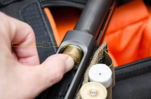 Loading the Remington 870 Shotgun