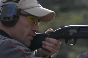 The Left-Handed Long Gun Operator