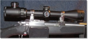 Bushnell Banner Scope - Not Difference in Eye Relief - Much Better