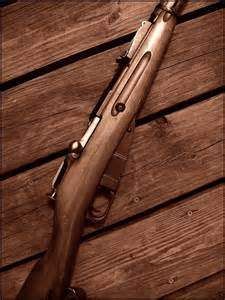 A Classic Bolt-Action Rifle - The Mosin-Nagant M91/30