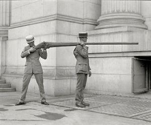 Punt Gun (circa 1923)